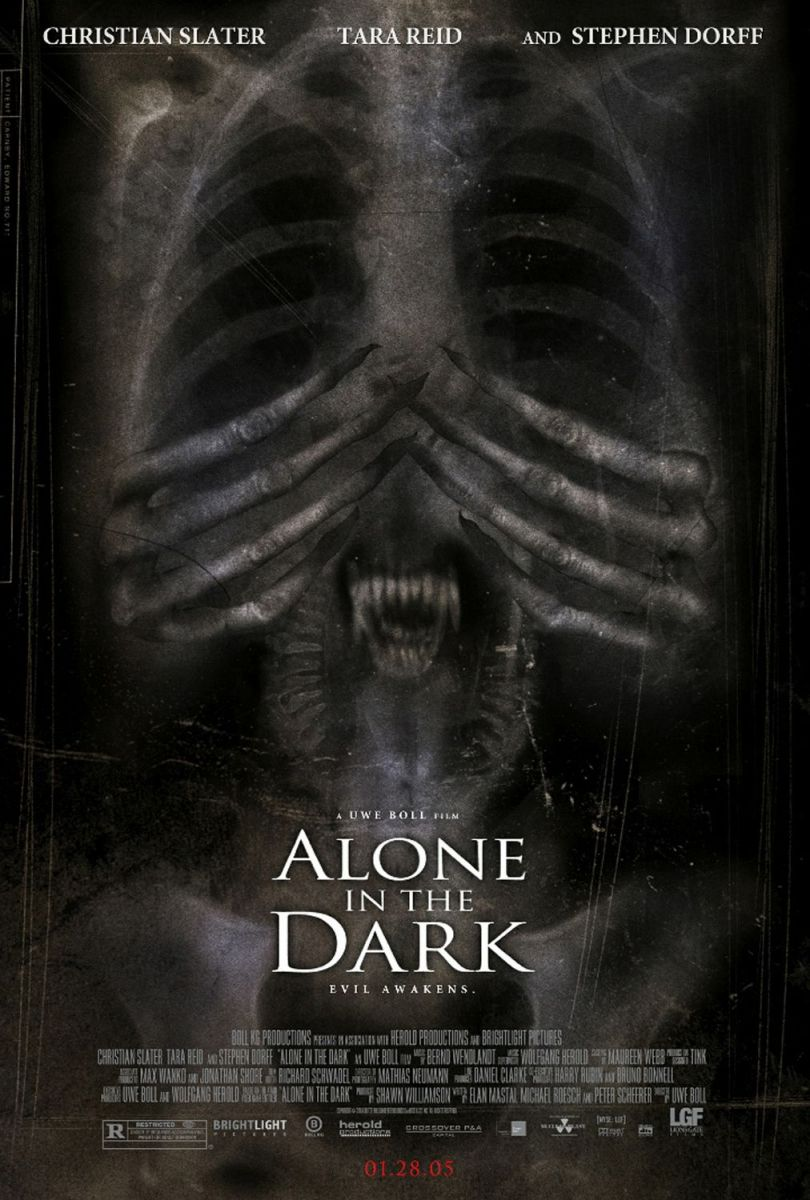 Thoughts On Alone In The Dark 2005 Film Grimoire