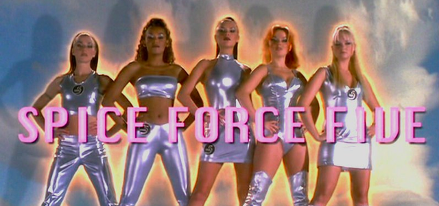 spice world is awesome officially