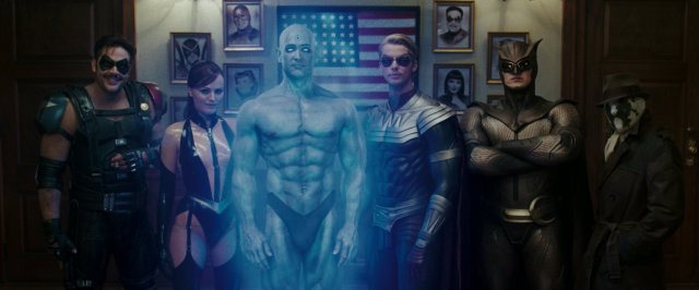 the watchmen team