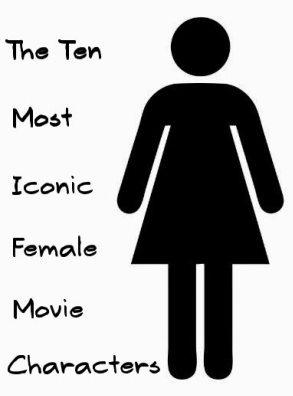 ten most iconic female movie characters blogathon