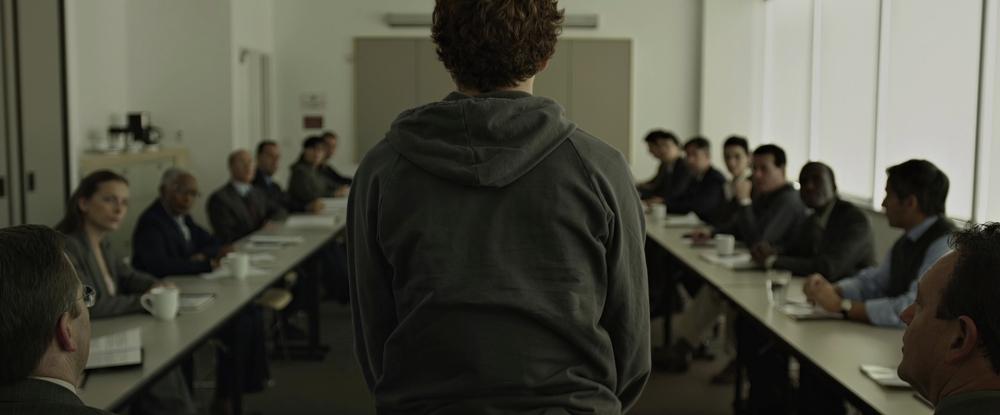 """Résultat de recherche d'images pour """"the social network cinematography"""""""