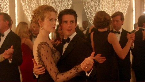 Nicole Kidman & Tom Cruise in Eyes Wide Shut