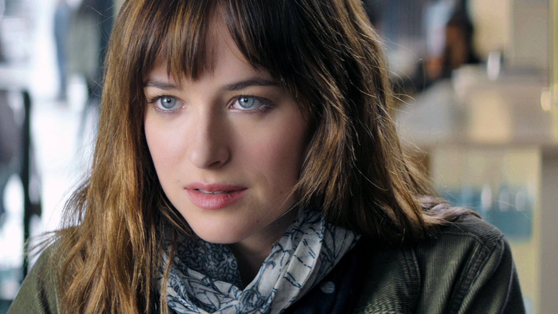 """Is it worth paying for a ticket?"": Fifty Shades of Grey"