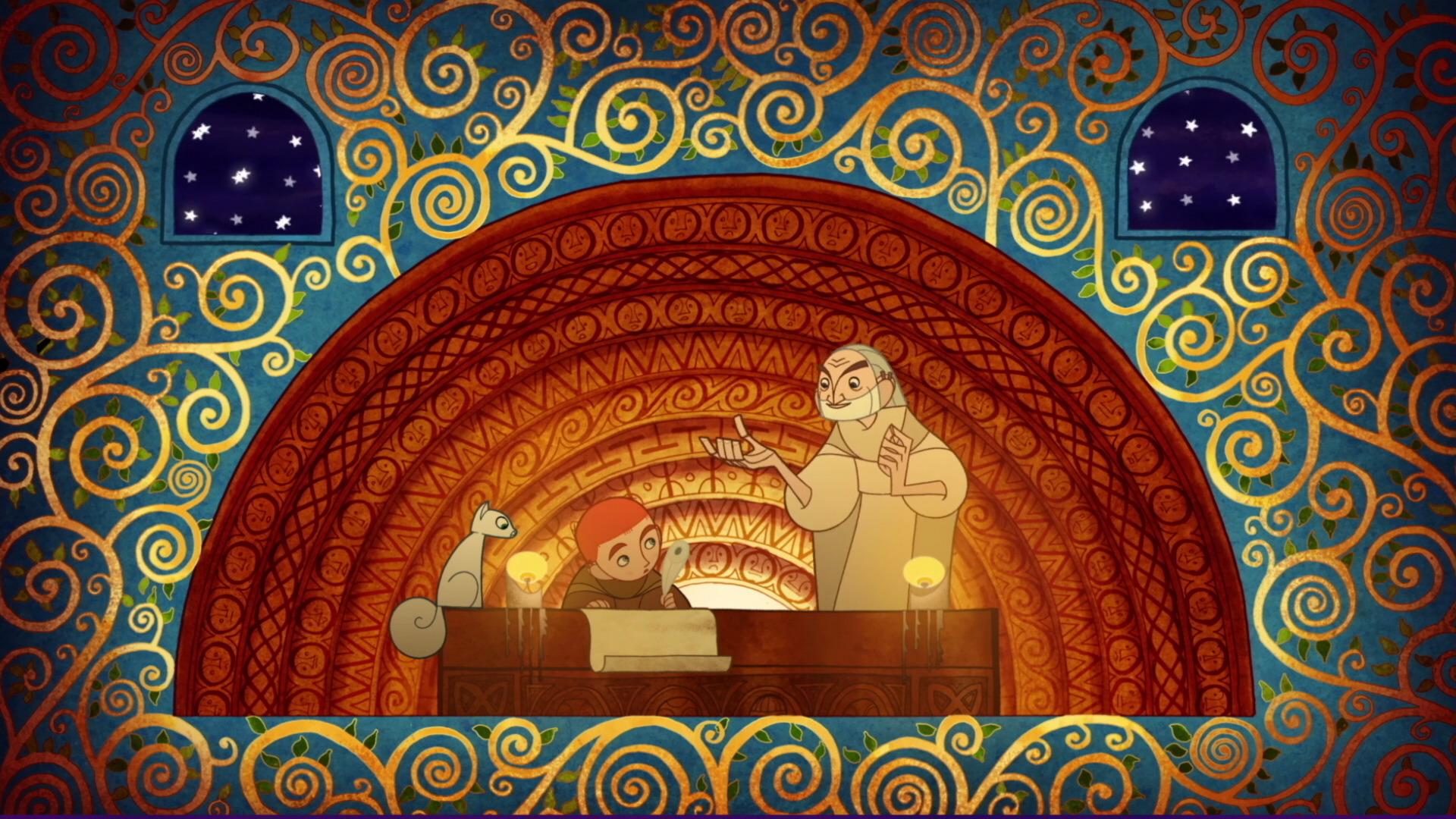 The Begorrathon The Secret Of Kells 2009 Film Grimoire