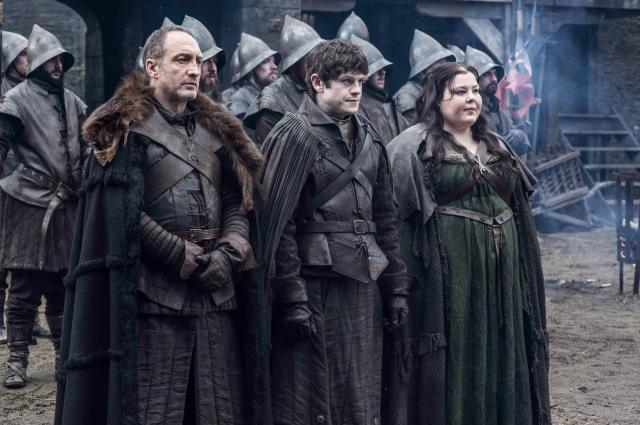Game-of-Thrones-Season-5-Roose-Bolton-Ramsay-Bolton-and-Walda-Frey