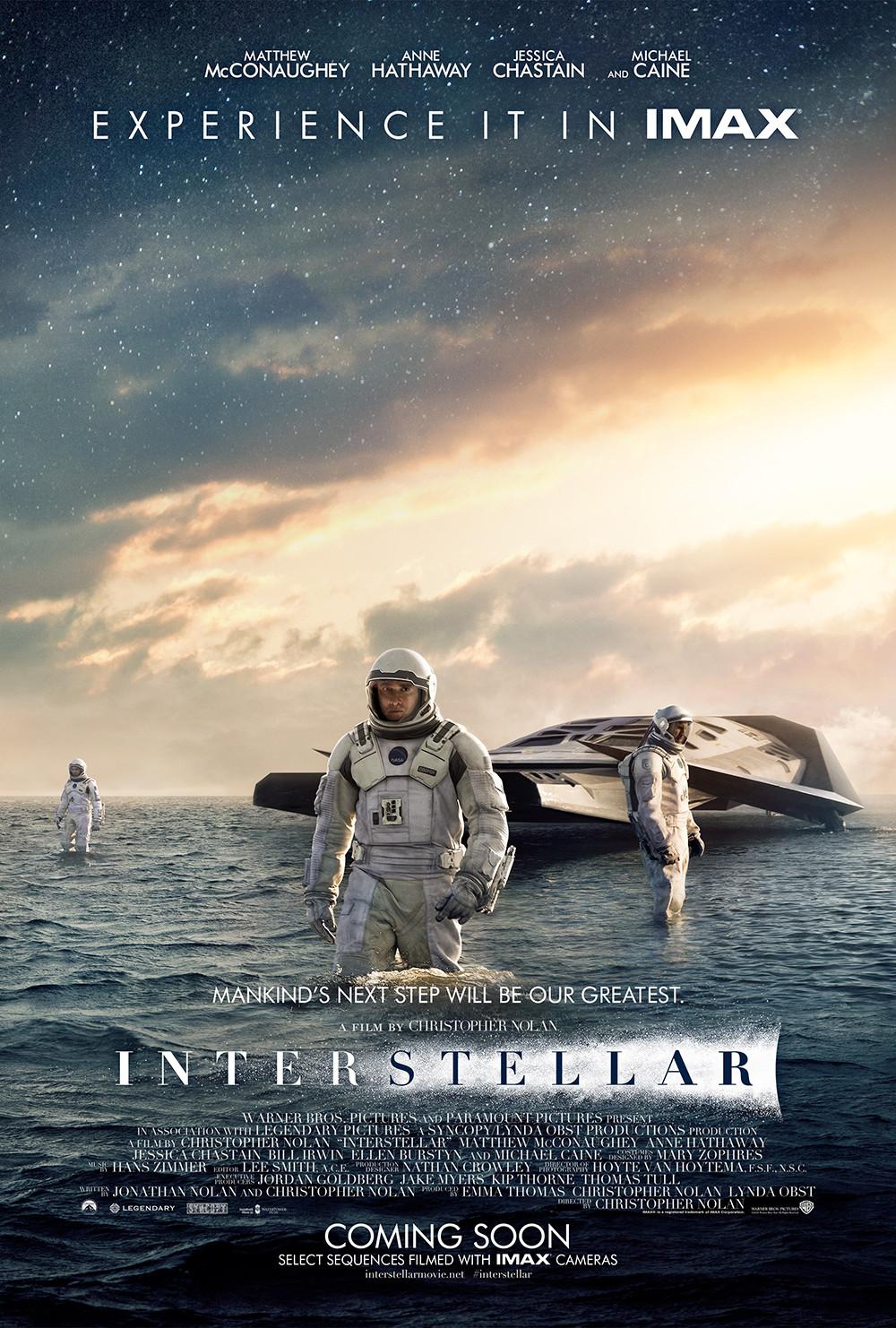 thoughts on interstellar 2014 film grimoire