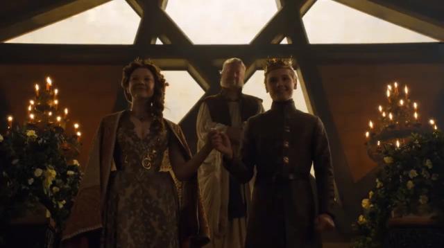 Tommen_Margaery_Wedding