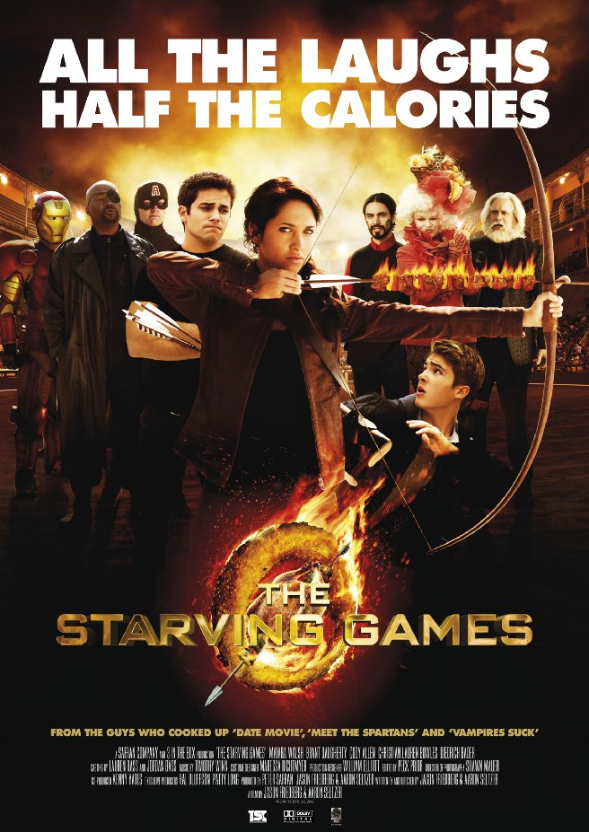 Shitfest Summer 2015: The Starving Games (2013) | FILM GRIMOIRE